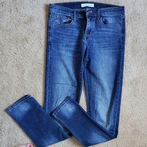 Banana republic skinny jeans denim